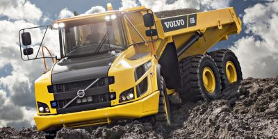 volvo machine taxatie smt