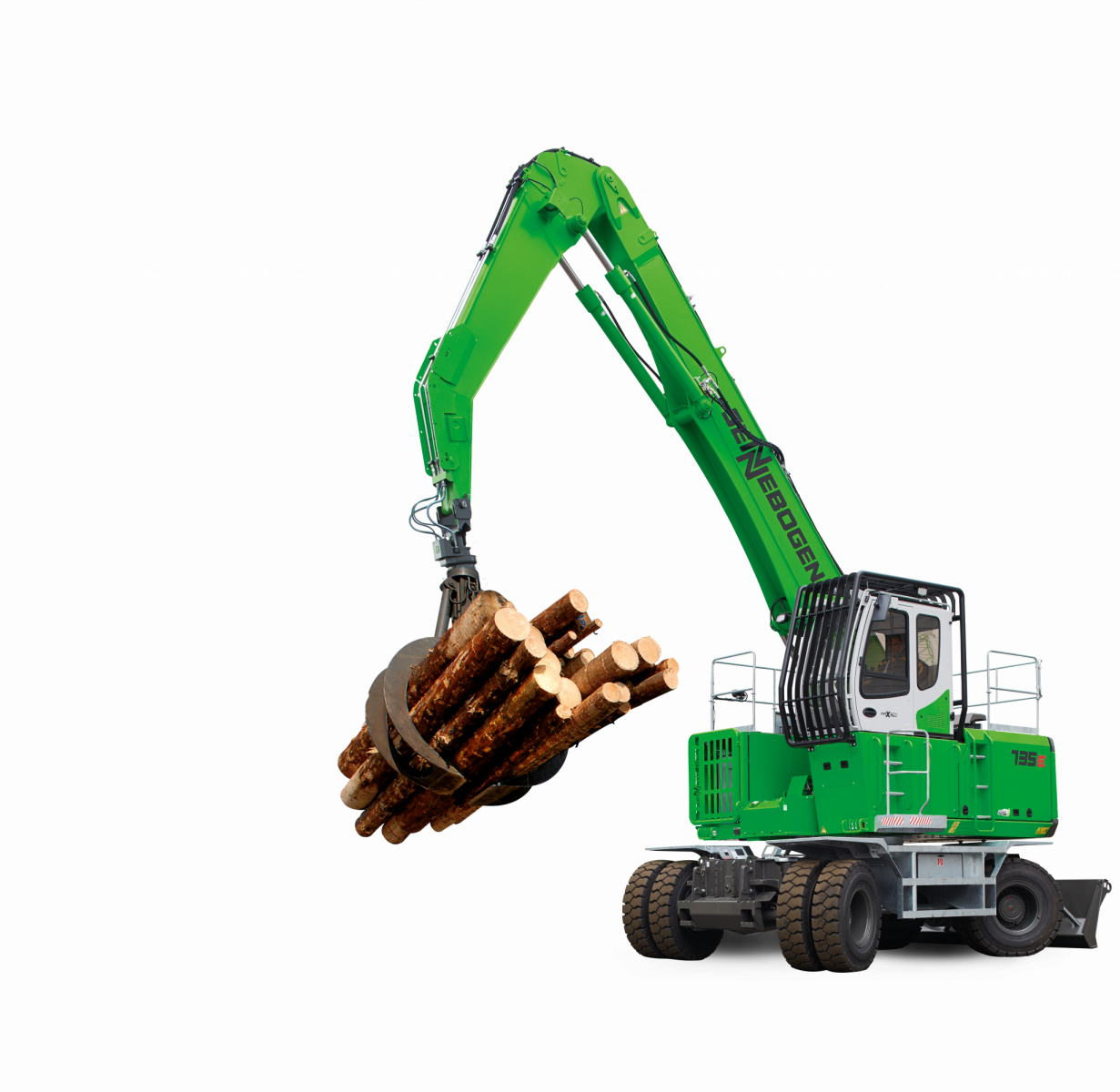 SENNEBOGEN 735 design - SMT