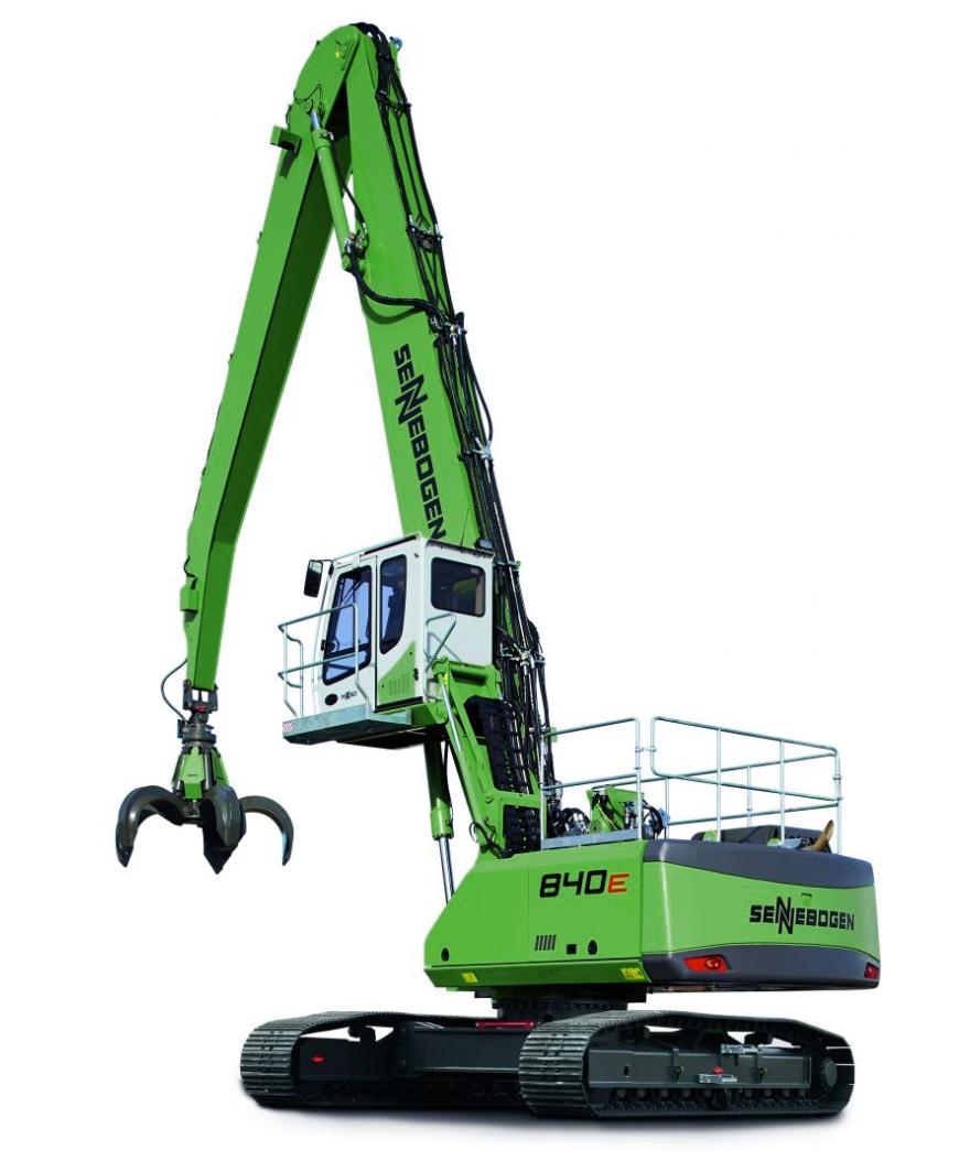 Sennebogen 840e - Material Handler - SMT
