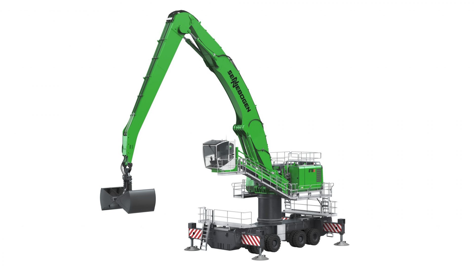 Sennebogen Material Handling 875 E - SMT