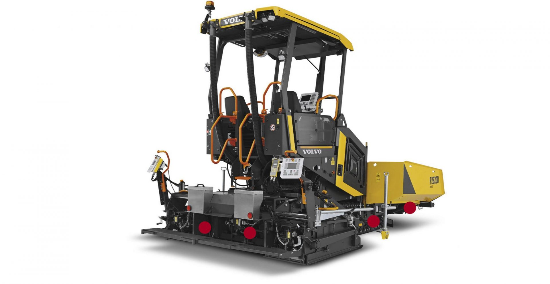 volvo benefits tracked paver p2820d t3 stagev maintaining uptime 23241200
