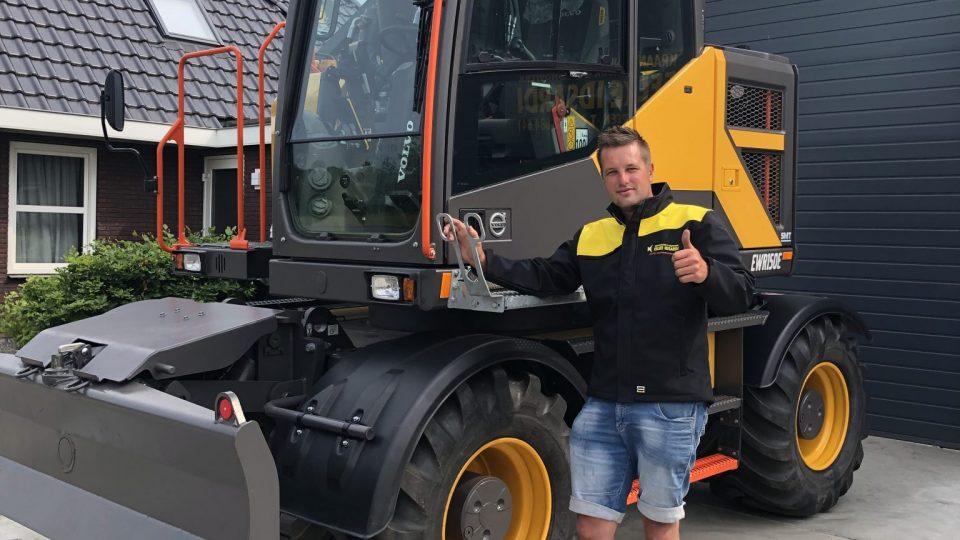 Dig Assist Volvo kraanverhuur