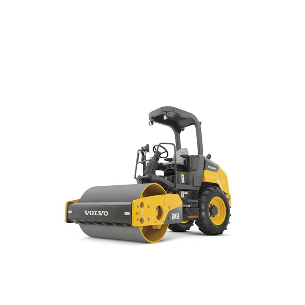 volvo find soil compactor sd45b t4f 10001000