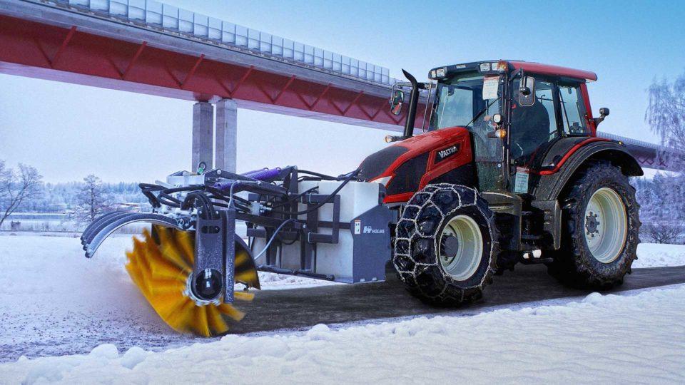 Holms SH Sopvals traktor Valtra sno 1920 1080