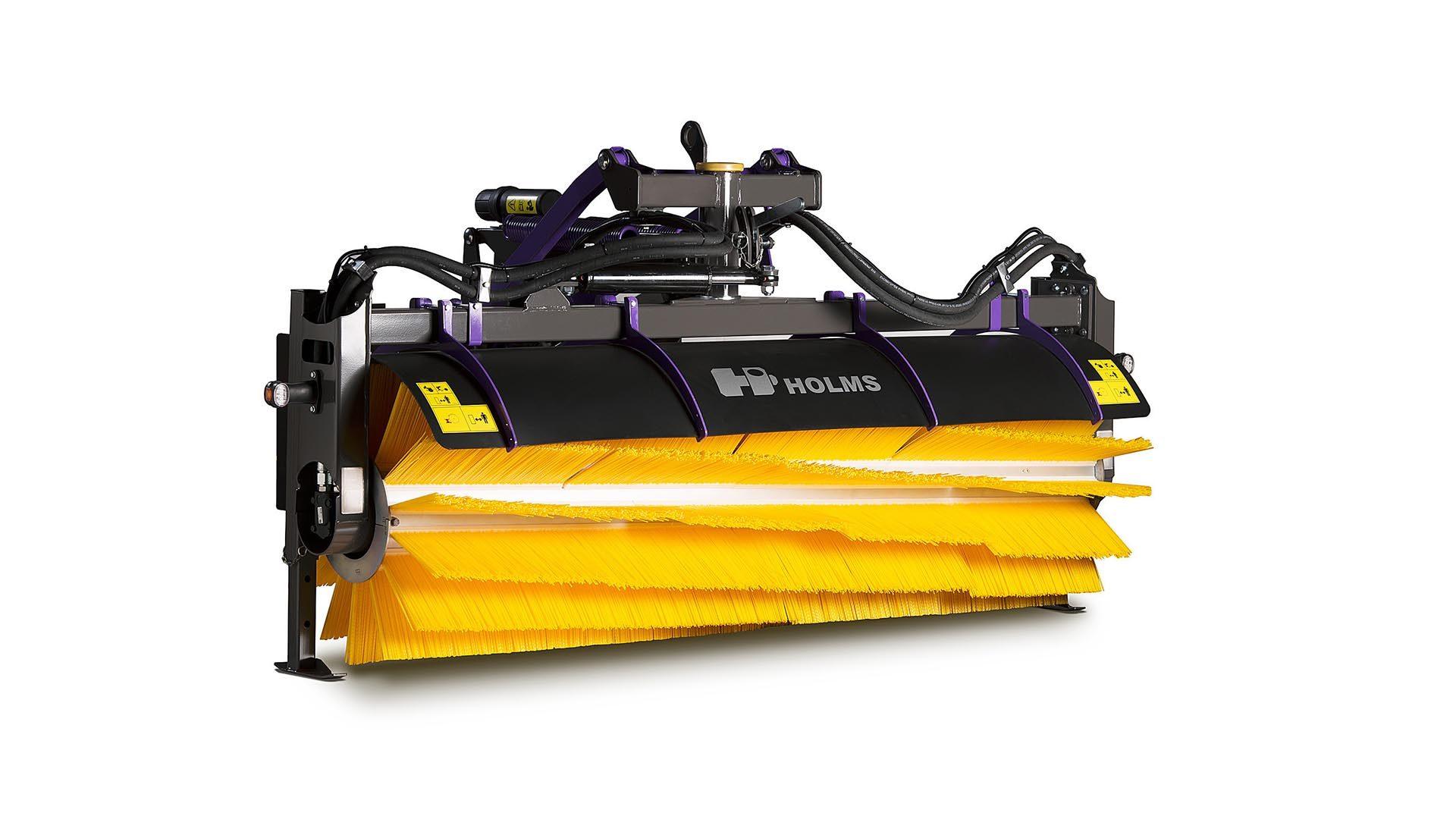 Holms SL sweeper light vitbakgrund 2