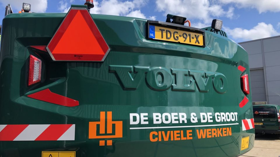 EW160E VOLVO SMT NETHERLANDS60D1A795 4D05 41F2 BF97 05101975825A Peter Cnossen